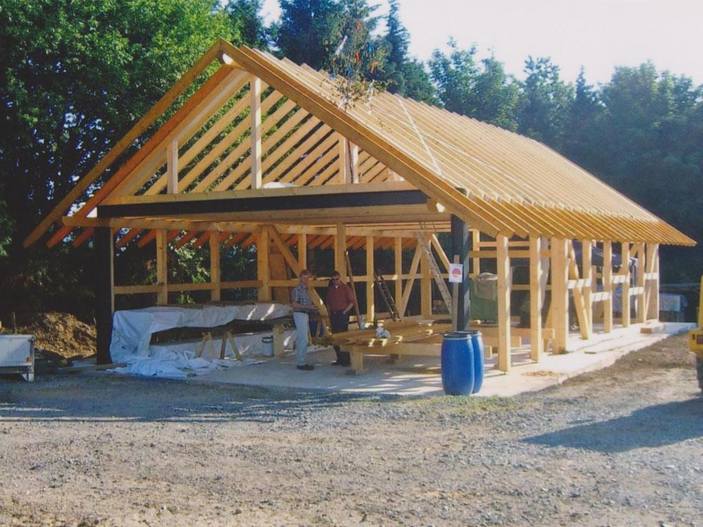 Hobatec - Holzrahmenbau